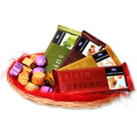 Temptations chocolate Basket