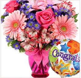 Congratulation Florist Gifts 2014