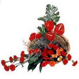 Designer Arrangement Of Exotic Flowers